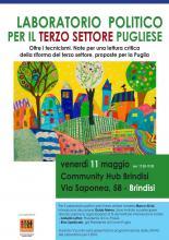 Laboratorio Politico per il TS pugliese - 11/05/2018